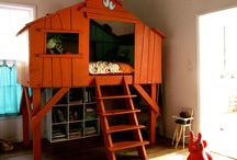 Kids Rooms / by Natasha Hollingshad