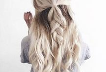 Extensions hair styles