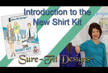 Shirt Pattern Videos