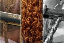 saç örgüsü / hair