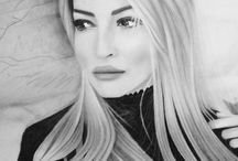 Nikos Saleas / Pencil drawing