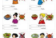 food english lesson