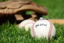Baseball Engagement Shots