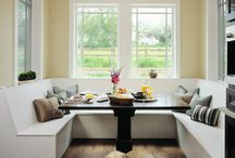 Kitchen Nook / by Erika Brendle