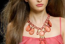 ❤ Salmon ~ Coral ❤ / ...that soft orangish, pinkish, coral-esque, lovely color...