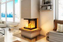 Kamin Bausätze / Sie sind handwerklich geschickt und möchten Ihren Kamineinsatz selber bauen? Dann ist ein Kaminbausatz die beste Möglichkeit dies zu tun! Es werden alle benötigten Materialien (Kamin Einsätze und Verkleidungen) als Komplettbausatz geliefert.