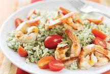 Seafood (Grain Free, Paleo, Low Carb) / by Lori Smart