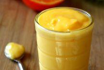 recettes crème