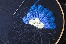 Embroidery clasic