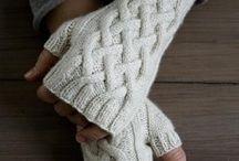 strikke - hekle oppsktifter