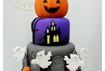 Halloween 2017 / Cake ideas we love!