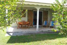 Gite Ti-Soleil / Location de vacances à Sainte Anne en Guadeloupe. Pour un séjour au calme et proche de la mer.