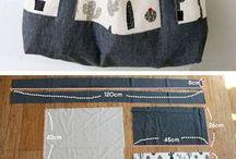 Bags / Handmade  folk bags .....