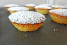 gâteau amende Orange sans gluten