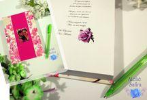 Produtos do Ateliê Safira / Meu mundo de arte em cartonagem e encadernação artesanal