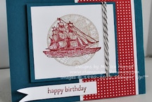 Stampin' Up! The Open Sea