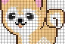 Pixel Brain / Ideas para crear con Artkal Beads