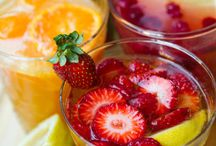 yummy-drinks for the patio or in front of the fireplace
