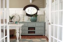 Design: Shabby Chic Office