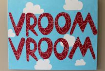 max room / by Emily Thompson Thorson
