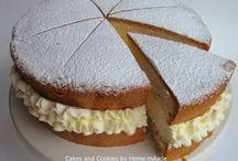 Recepten gebak en andere zoete lekkernijen