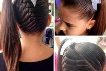coiffure et style enfants
