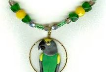 Parrot Jewels