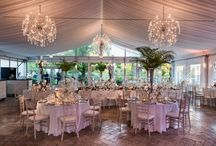 Romantic Tented Wedding