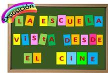 """I.- El derecho a la educación. / Biblioteca de Psicología-UAM. Exposición cinematográfica: """"La escuela vista desde el cine"""""""