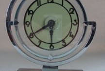 Deco clocks
