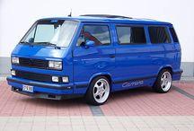 Volkswagen Transporter T3 Bus Westfalia Syncro