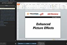 Powerpoint ideas / by IKnitDesigns