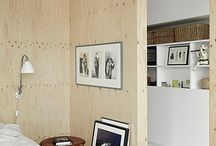 I.D. // MY DREAM PLYWOOD BED / Inspiratons for MY DREAM PLYWOOD BED