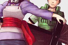 Shikamaru and Temari ❤
