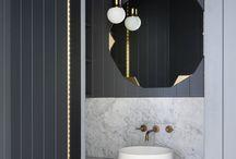 Bathrooms / Bathrooms, interior design, details