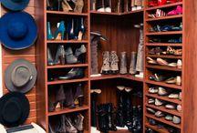 Almari Sepatu