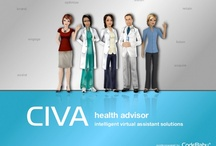 iDA in Healthcare / We created many solutions to increase patient engagement and motivation as well as improves the online health and benefits enrollment experience. This board contains a collection of resources related to healthcare initiatives