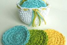 Crochet Kitchen Misc / by Ghislaine Robichaud