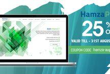 Hamza pro: Premium WordPress Theme