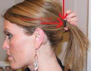 Great hair / by Heidi Swenson- Wis