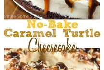 Karamel cheese cake