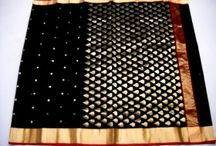 Chanderi Sarees / Original Chanderi Sarees, directly sourced from the weavers in Chanderi - a town of weavers in the heart of India! Shipped across the globe, Cash on Delivery(COD) available within India.  Browse through www.artsyindia.com fro latest collection of the Chanderi sarees.
