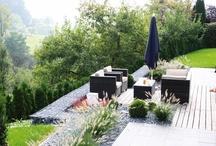 Garten Hanggestaltung