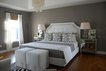 Bedrooms / by Deana Card