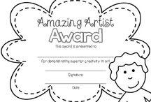 Award Printables