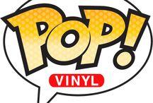 Pop! Vinyl / POP! Vinyl Figures!