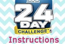 24 Day Challenge Info / What is the 24 day challenge.  How to use the 24 day challenge and how does it help.  #24daychallenge #advocare24daychallenge
