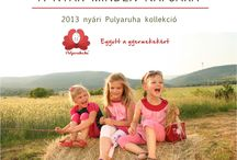 2014 Summer Pulyaruha Collection / Handmade embroidery for kids