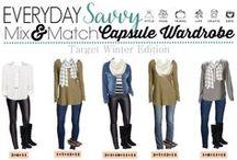 Mix & Match Capsule Outfits