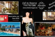 Boudoir Photography Events In California / Boudoir photography events held throughout Southern California